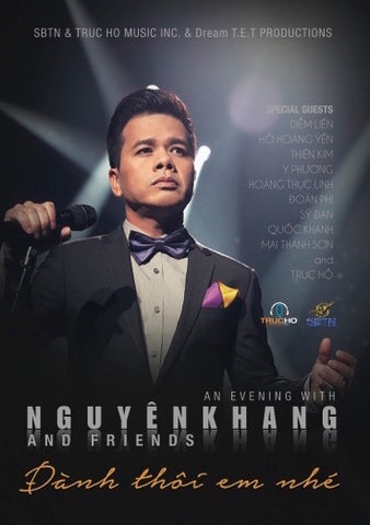 Liveshow Nguyên Khang | An Evening with Nguyen Khang & Friends