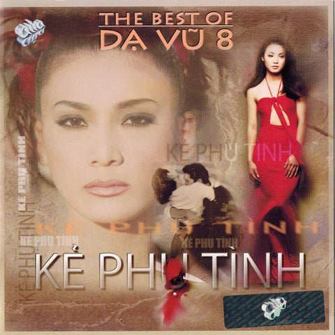 CD The Best of Dạ Vũ 8
