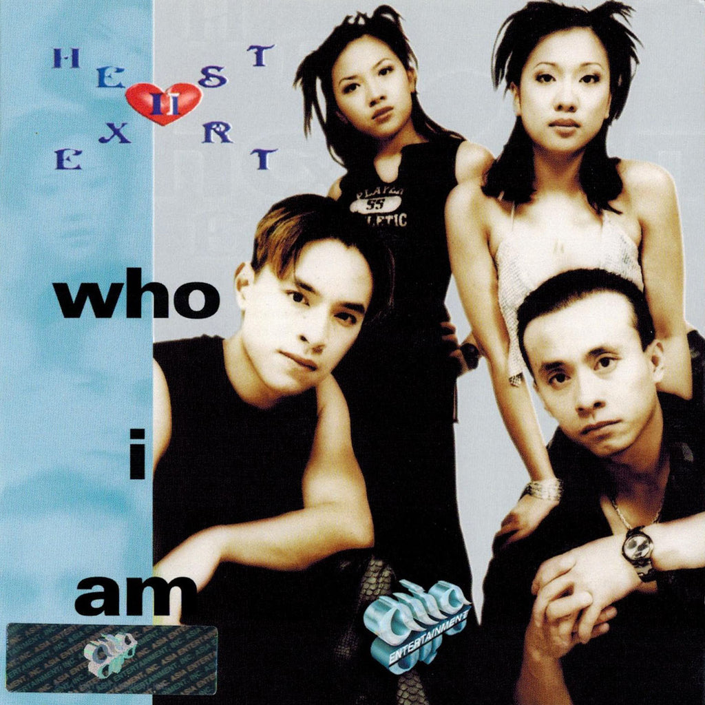 CD Who I Am - Heart 2 Exist