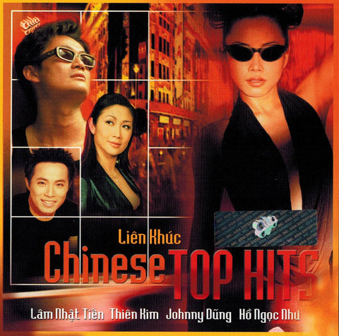 CD Liên Khúc Chinese Top Hits