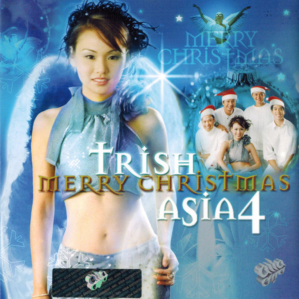 CD Trish, Asia 4 - Merry Christmas