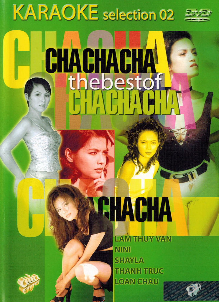 Karaoke The Best Of Cha Cha Cha