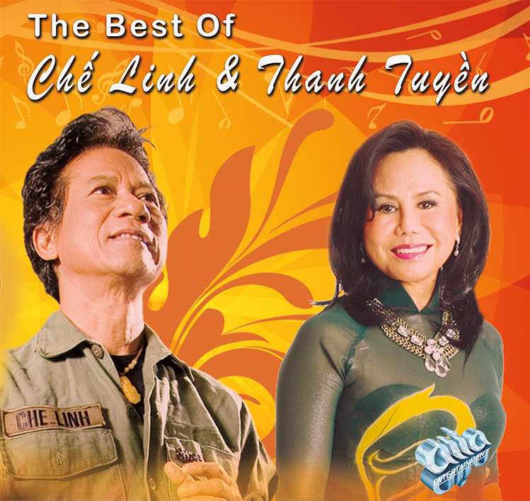 CD The Best Of Chế Linh & Thanh Tuyền