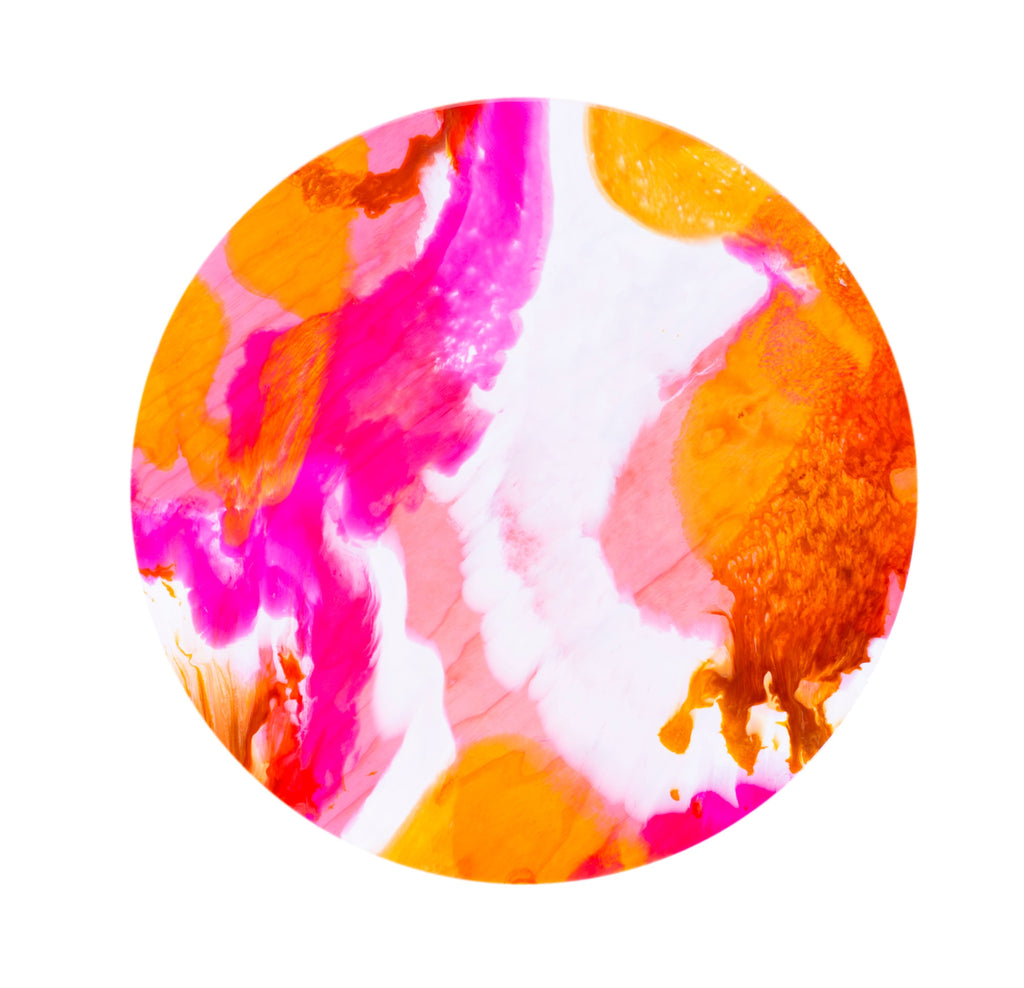 LOLLIPOP Abstract Print