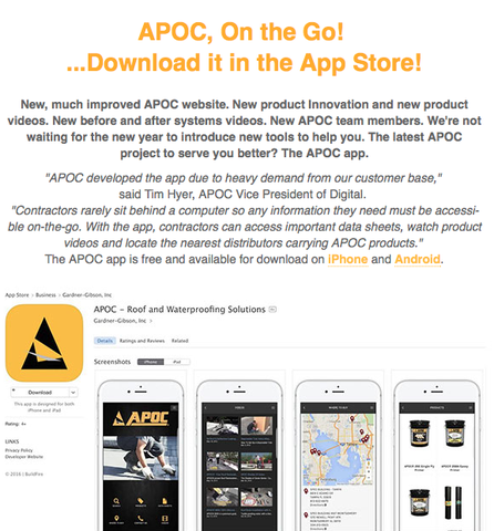 APOC @ Tech Talk - APOC On the Go!