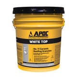 APOC® 11 White Top No. 11 Ceramic Roofing Granules