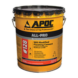 APOC® 128 All-Pro SBS Modified Flashing Cement