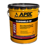 APOC® 200 Rainshield®-NF Non-Fibered Roof & Foundation Coating