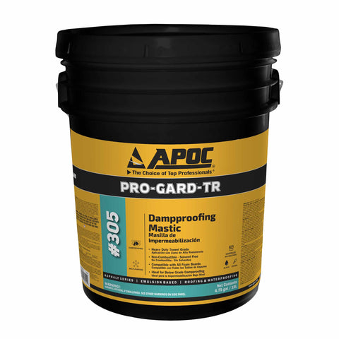 APOC<sup>®</sup> 305 PRO-GARD<sup>™</sup> - TR Dampproofing Mastic