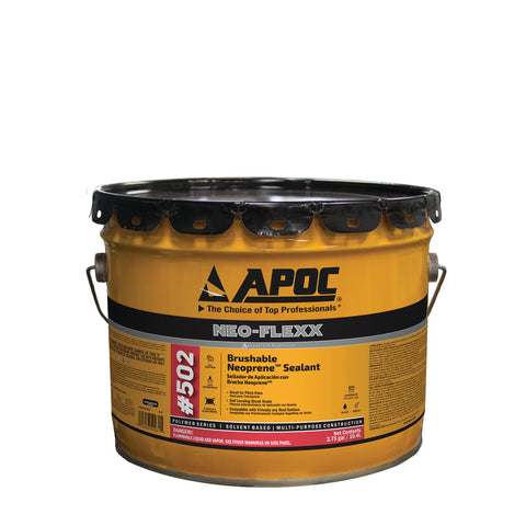 APOC<sup>®</sup> 502 Neo-Flexx Brushable Neoprene<sup>™</sup> Sealant