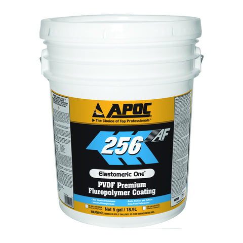 APOC<sup>®</sup> 256 Elastomeric One<sup>®</sup> PVDF Premium Fluropolymer Coating