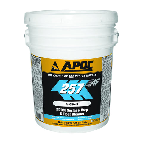 APOC 257 GRIP-IT™ EPDM SURFACE PREP & ROOF CLEANER