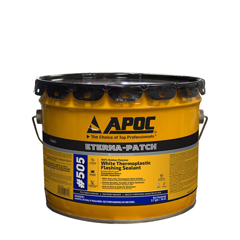 APOC<sup>®</sup> 505 Eterna-Patch<sup>™</sup> White Thermoplastic Flashing Sealant