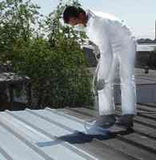APOC® 273 Cool-Gray Premium Elastomeric Roof Coating