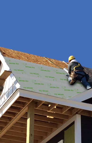Gator Skin Synthetic Roof Underlayment Apoc