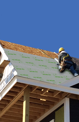 Gator-Skin™ Synthetic Roof Underlayment – APOC