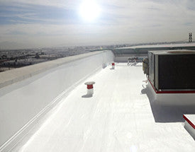 Energy Efficient Cool Roof Coatings Apoc