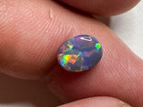 1.35 ct Dark Opal Ring Stone natural solid Australian gem DOPC1100121