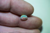Crystal Opal Lightning Ridge natural solid 1.07ct Australian gem COSA290817 - Black Opal Shop