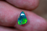 1.98ct Black Opal Ring Stone natural solid Australian gem BOPC160120 - Black Opal Shop