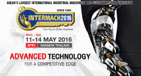 X3D @ Intermach Exhibition 2016 Bitec Bangna