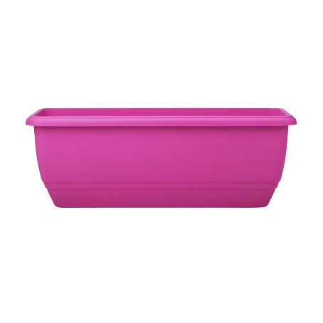50cm Patio Trough PP - Cherry