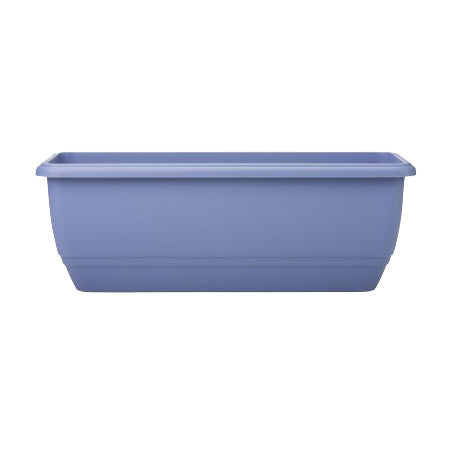 50cm Patio Trough PP - Cornflower Blue