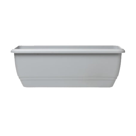 50cm Patio Trough PP - Dove Grey
