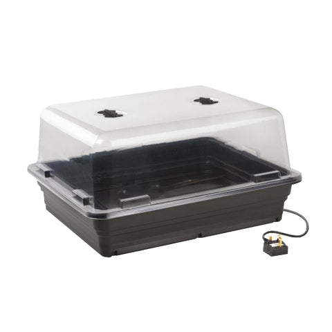 Essential electric propagators