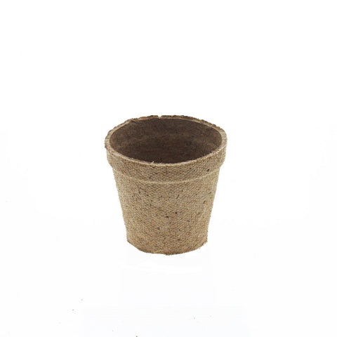 6cm Biodegradable Peat Pots, by Jiffy