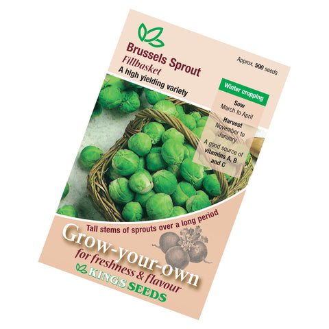 Brussels sprout fillbasket Seeds