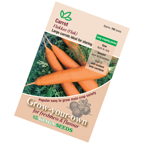 Carrot Flakee (Flak) Seeds