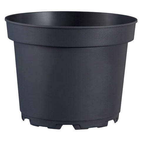 21cm Round plant pot (injection moulded)