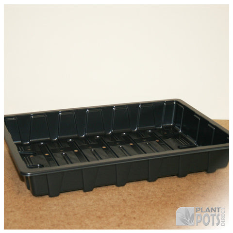 Lightweight full seed tray