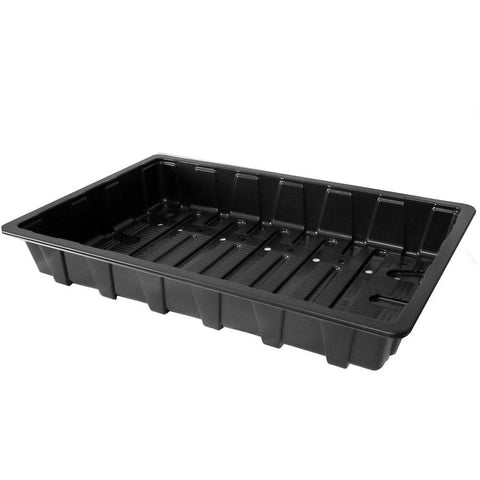 Heavy weight full seed tray with no holes