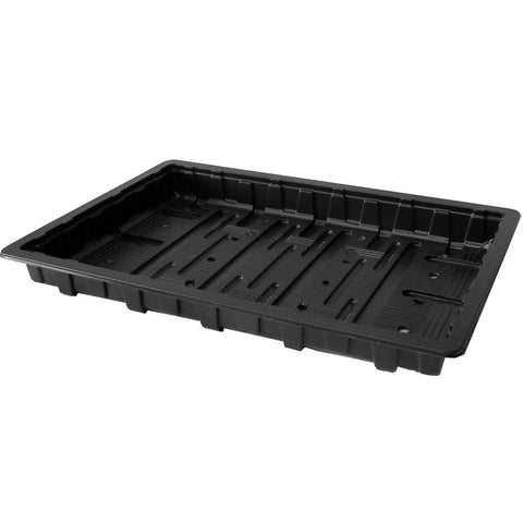 Lightweight Shallow full seed tray (no holes)