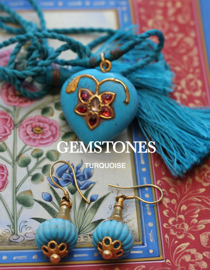 Gemstone feature: Turquoise