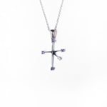 Southern Cross Tanzanite Necklace