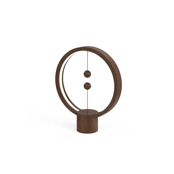 Heng Balance Lamp Dark Wood