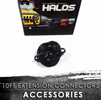 Starry Night Halos 10 Foot Extension Connectors