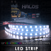 Starry Night Halos RGB  Chasing Waterproof LED Strips