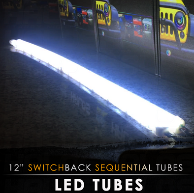 12 Inch Switchback Sequential Tubes
