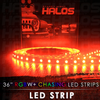 Starry Night Halos RGBW Chasing LED Strip