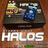Starry Night Halos Bluetooth Controller
