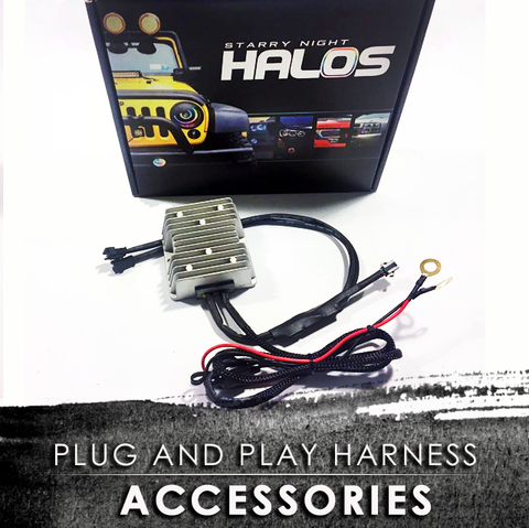 Plug and Play Harness