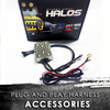 Starry Night Halos Plug and Play Harness