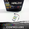 Starry Night Halos RGBA Chasing RF Controller