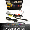 Starry Night Halos RGBA Chasing Plug and Play Harness'