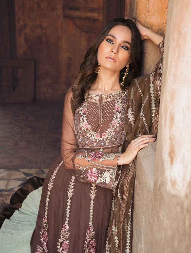 Khas Mahjabeen Chiffon Collection 2020 | Online Shopping in Pakistan