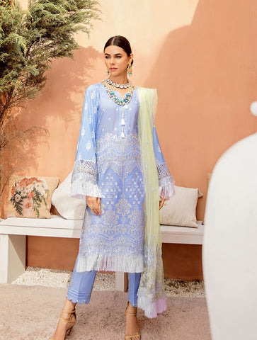 lawn collection, Digital Lawn, printed lawn